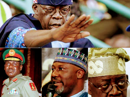 Today's Headlines: Tinubu's Fraud Cases Linger In Court, Bank Documents Expose Buratai, Melaye Speaks on Confirmation of Ex-Service Chiefs As Ambassadors