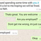 Leaked Chats Between Teenage Girl and 40-Year-Old Man. Why Men Go For Very Young Girls These Days?