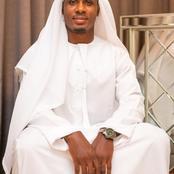Odion Ighalo Wishes His Instagram Followers Jumma Mubarak