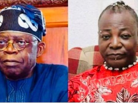 I Laughed When I Heard This About Bola Tinubu And Charlyboy