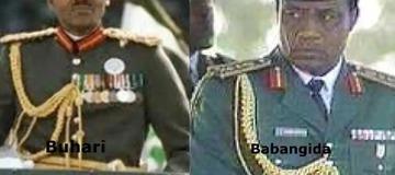 Remembering How General Ibrahim Babangida Arrested President Muhammadu Buhari In 1985 Coup