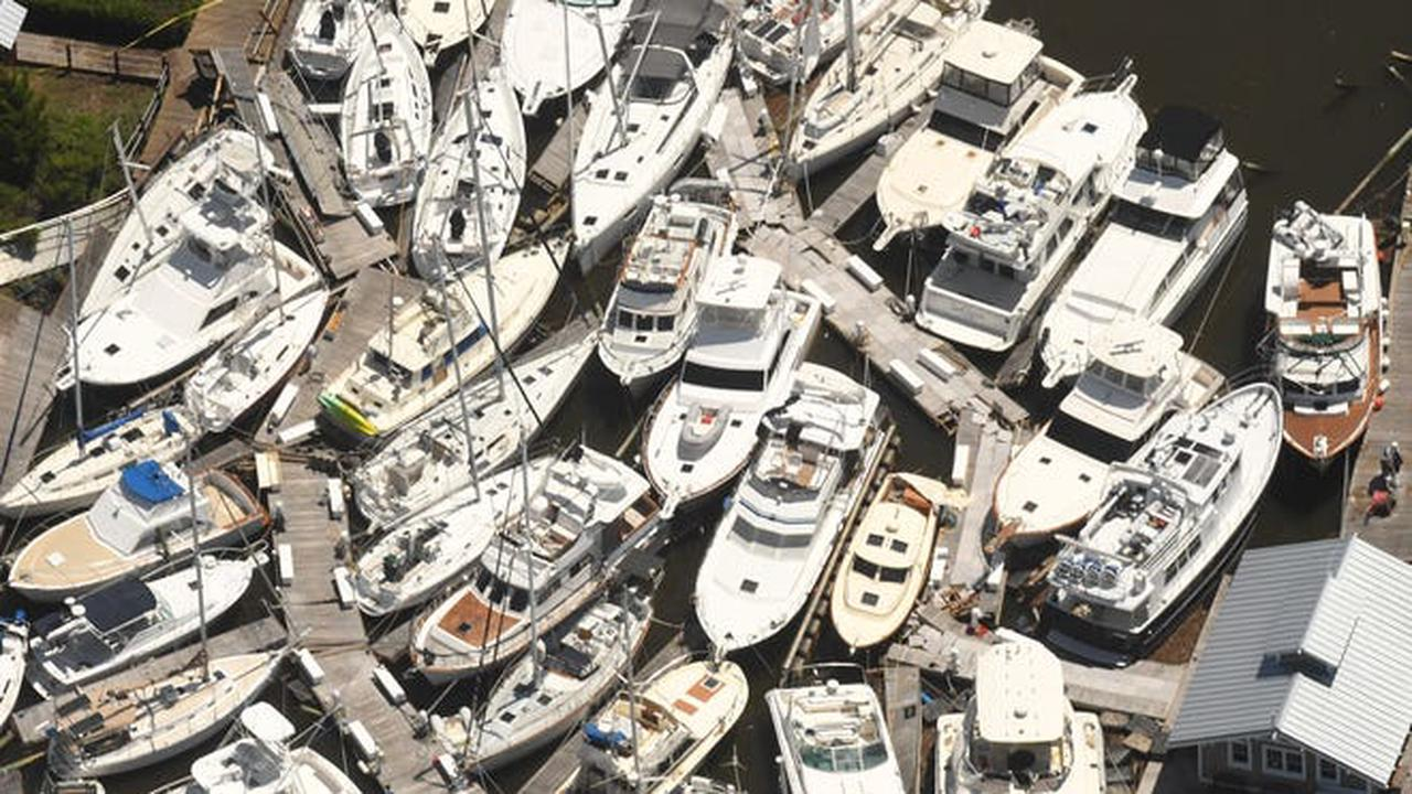 TOP STORIES OF 2020, NO. 3: Hurricane Isaias makes landfall at Ocean Isle Beach