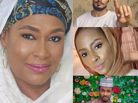 Meet The Kannywood Actress Who Is A Mother To 3 Other Kannywood Actors [PHOTOS]