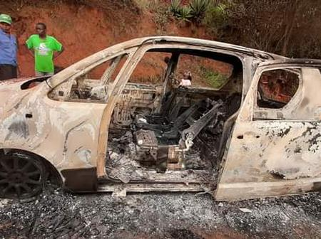 Renowned Kikuyu Musician Escapes Death After Deadly Accident