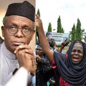 Governor El-rufai Sacks 4000 Local Government Workers, PDP And Others React Strongly