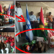 IPOB holds event for widows who lost their husbands during #EndSARS protest
