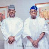 Obasanjo urges Bello to sustain fight against criminality