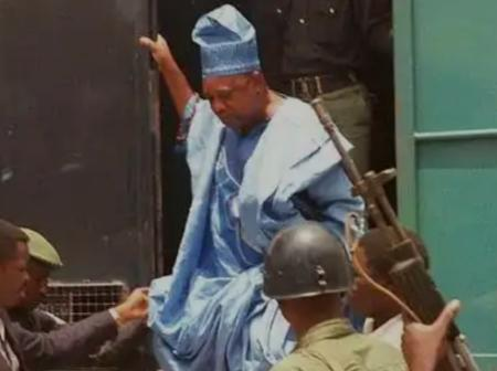 These Last Prison Notes by Abiola Give Evidence Why He Didn't Come out Alive from Detention
