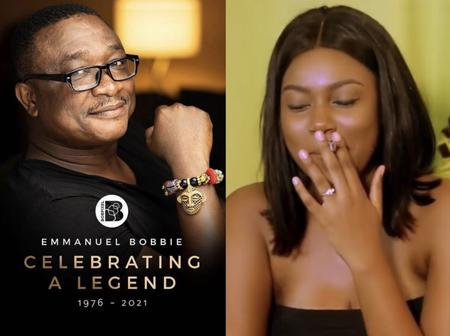 Sad Moment: Bob Pixel's One Week Observation Ongoing; Yvonne Nelson Expresses Sadness