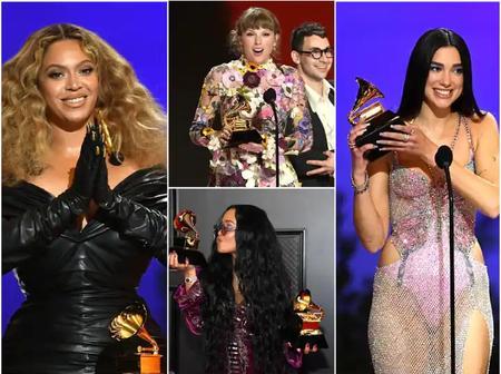 Justin Bieber, Nicki Minaj, Weeknd, Others Accuse Grammy Organisers Of Corruption