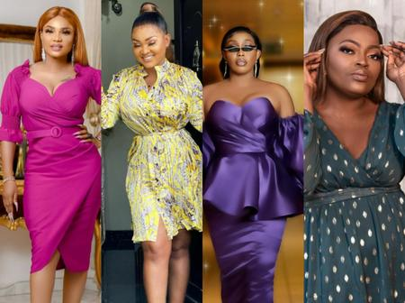 4 Nollywood Actresses That Are Above 40 Years but Still Look Beautiful and Attractive [Photos]