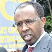 Ahmednassir Makes Powerful Claims On Appointing The Next CJ