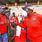 Bahati MP. Kimani Ngunjiri Denies Formation of Any Coalition Between Raila And DP Ruto