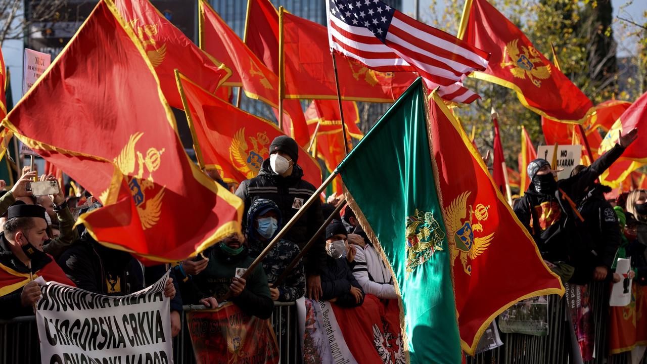 Montenegro Changes Law That Angered Serbs and Helped Power Shift