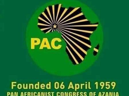 Today Marks 62 Years Since Pan Africanist Congress Of Azania(PAC) Was formed