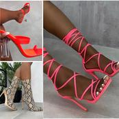 Do you admire ladies heels? See these classic footwear for modern ladies.