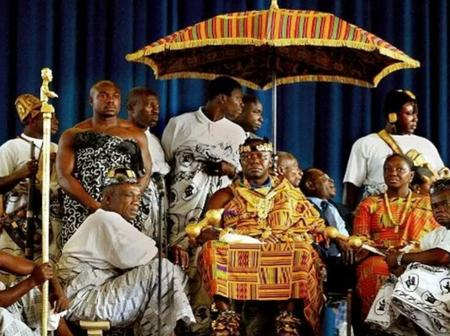 Top 4 Richest Traditional Kings In Ghana 2021
