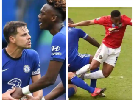 """Penchester"" not again as Chelsea have won more Penalties this Season than Man United."