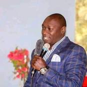What Cherangany MP Joshua Kutuny Has Done to Schools That Has Left Many Talking