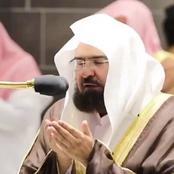 ما حقيقة وفاة إمام الحرم المكي الشريف الشيخ عبد الرحمن السديس؟