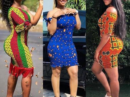 Lastest Mini Ankara Gowns for Women in 2021