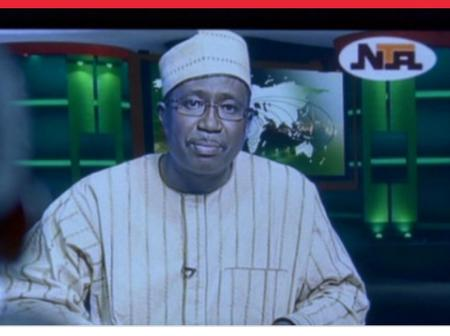 After Cyril Stober Retired Checkout His Throwback Photos As Nta Broadcaster.