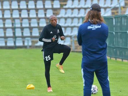 Orlando Pirates Provide Injury Update on Lepasa and other Stars!