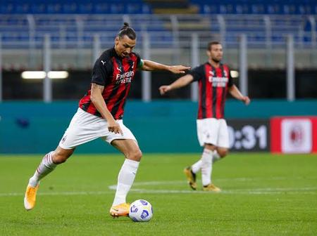 AC Milan star Ibrahimovic is looking forward to breaking a top serie A record at the age of 39.