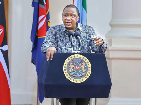 President Uhuru Kenyatta Takes a Break From Office with New Details Emerging