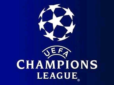 Uefa Champions League Group Table and Results For Match Day1