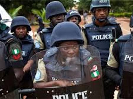 Prophet leads Policemen to where 3 Kidnap victims were Buried.