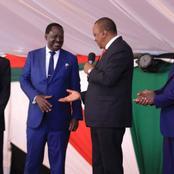 'Ukiona Cha Mwenzio Kikinyolewa Chako Tia Maji' Irungu Kang'ata On Handshake Shake-up