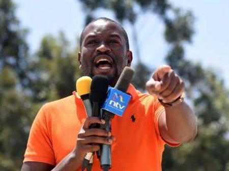 Edwin Sifuna: ODM Secretary General Responds To Claims Of Being Fired