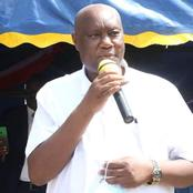 Leaders Laud Governor Ojaamong for Leading Peace Initiatives