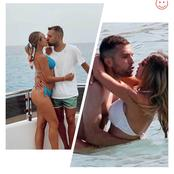 Beautiful Pictures Of The 29-Year-Old Lady Jordi Alba Is Married To