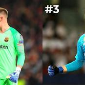 Top 5 goalkeepers in the world this season so far