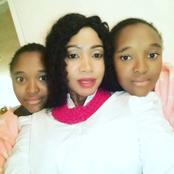 Did you know Pam from Isibaya is a mother of twins ? (See pictures)