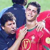 Ces moments émouvants où Ronaldo a pleuré sur le terrain