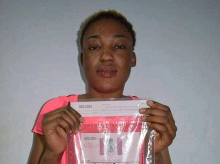 Lady Arrested For Keeping Heroine In Her Private Parts
