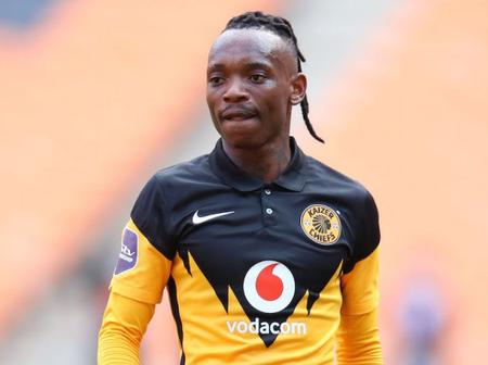Khama Billiat to stay at Kaizer Chiefs