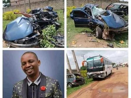 Popular Radio Presenter Dies In A Fatal Road Accident