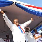 Akufo-Addo Mocks Mahama's Desire To Return To Presidency