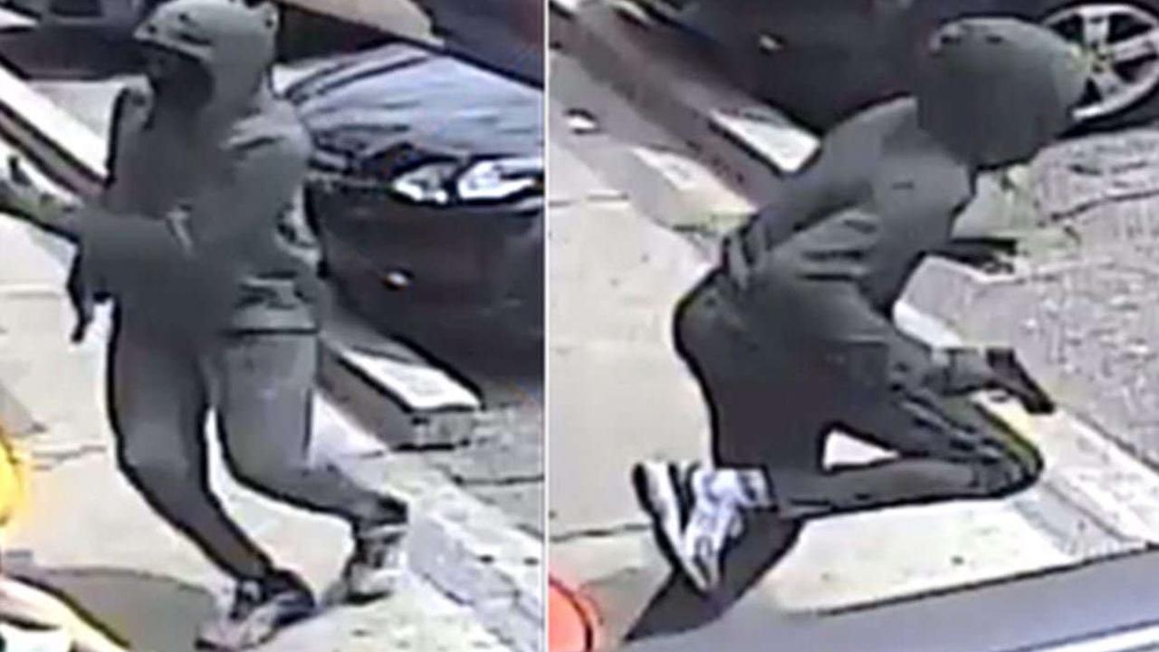 Images Show Gunmen Who Opened Fire Inside Federal Donuts Location