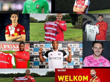DONE DEAL: 100% Completed Done Deals As At 6am, Check Out Whom Your Team Have Signed.