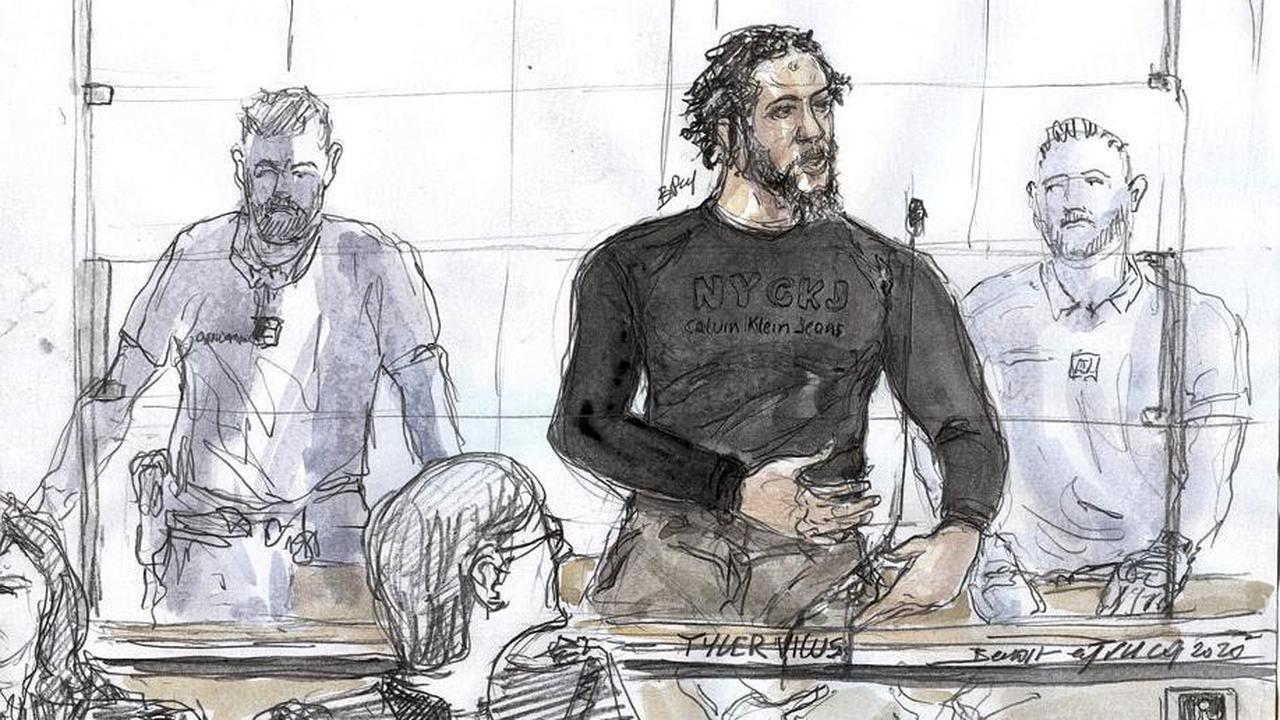 Perpétuité requise en appel contre Tyler Vilus, djihadiste français de Daech