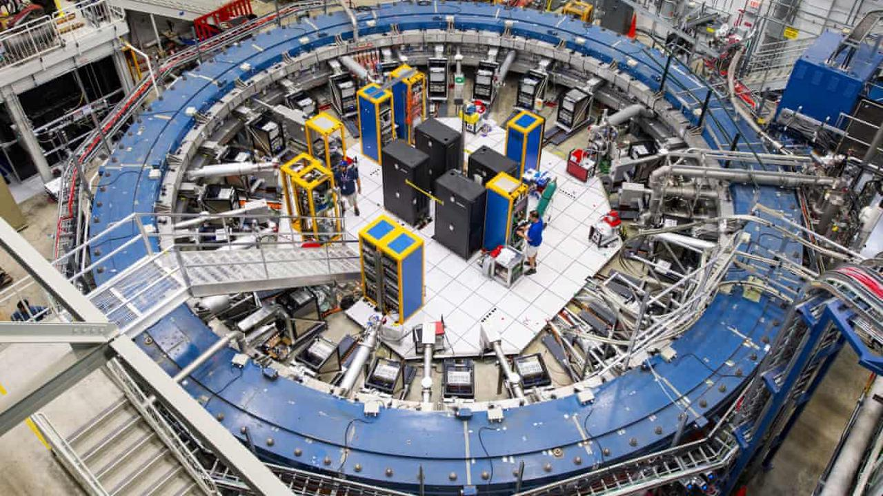 The Muon g-2 physics experiment which may have found 'a new force of nature', explained