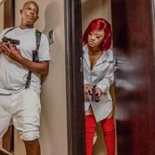 Mampintsha calls Babes Wodumo multiple times during interview