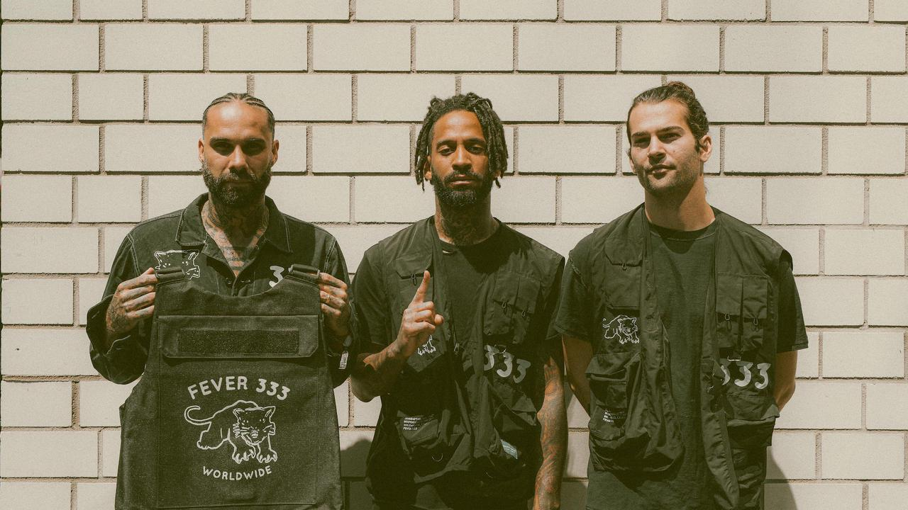 """Fever 333: """"When people say 'I don't see colour', that's ignorance"""""""