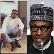 Checkout the question this celebrity asked about Buhari you would love to answer