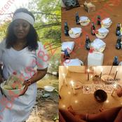 Spiritualist Adaobi reveals what to do if you're going to hustle outside the country